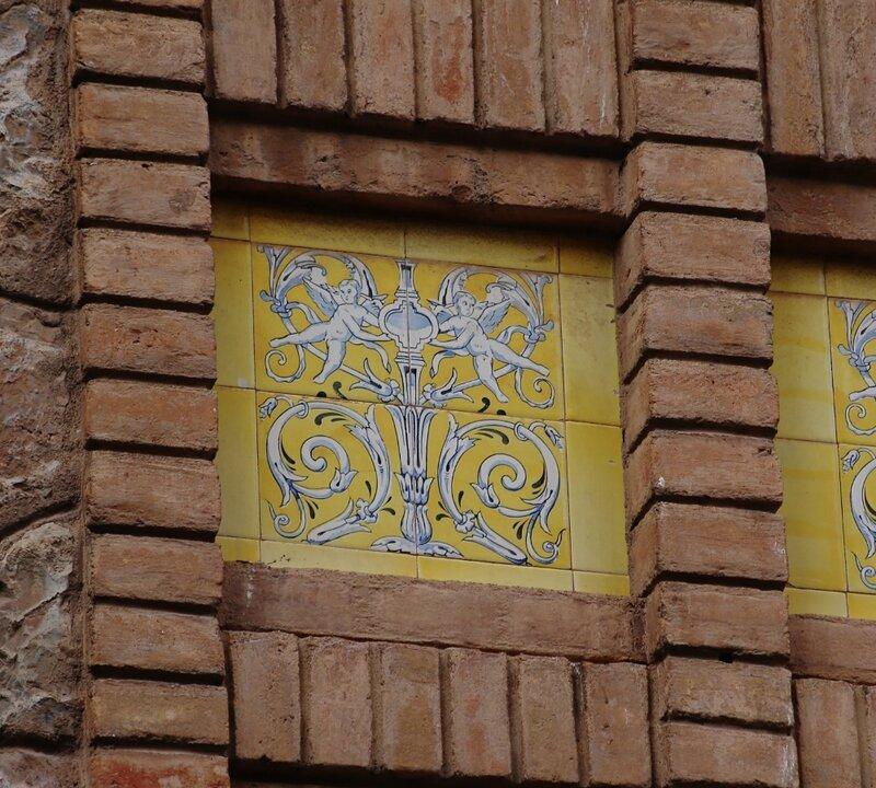 La Oficina de Correos de Castellón de la Plana . Castellon de La Plana, post office Building