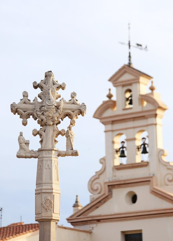 Basílica de la Mare de Déu del Lledó, Castellon de La Plana, Basilica of the virgin of Lledo