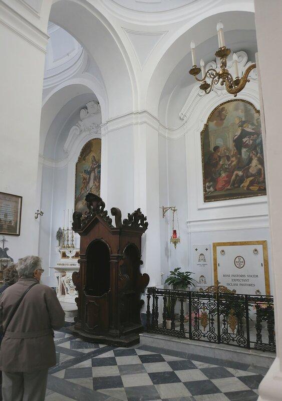 Искья-Порто. Кафедральный собор (Chiesa Cattedrale Santa Maria dell'Assunta)