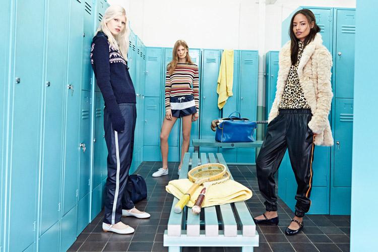 Новая рекламная фотосессия Zara (7 фото)
