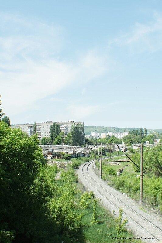 Прогулка по Заводскому, Саратов, 20 мая 2014 года