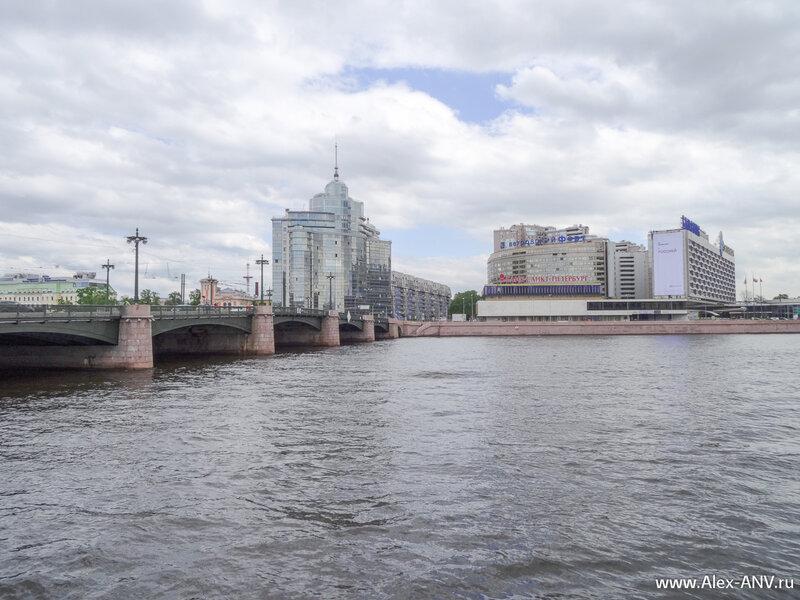Сампсониевский мост и одна из градостроительных ошибок.