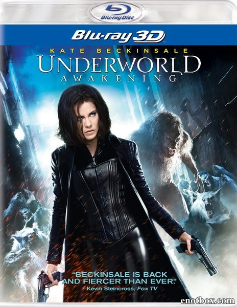 Другой мир: Пробуждение / Underworld: Awakening (2012/BDRip/HDRip)