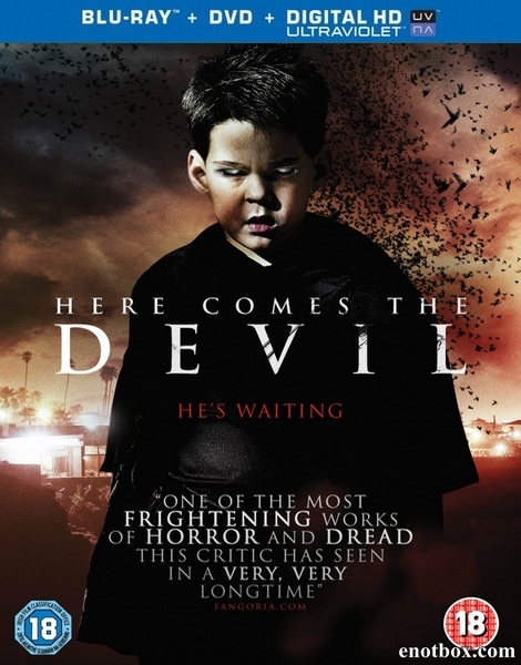 И явился Дьявол / Ahí va el diablo (2012/BDRip/HDRip)