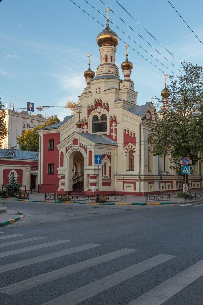 Церковь иконы Божией Матери «Всех скорбящих Радость», Нижний Новгород