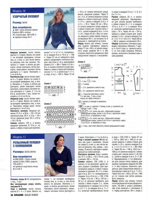 планирование связать женский свитер с подробным описанием поделиться