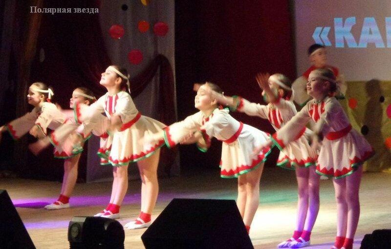 """Оленегорский фестиваль """"Я танцевать хочу""""-2014"""