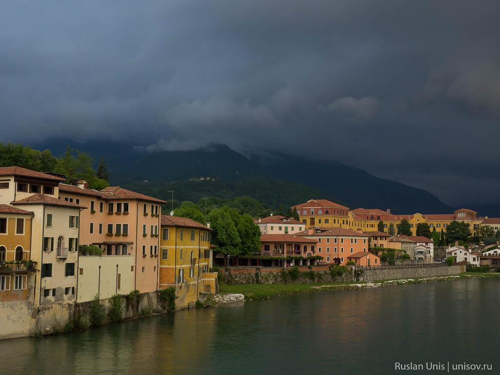 Бассано-дель-Граппа Италия