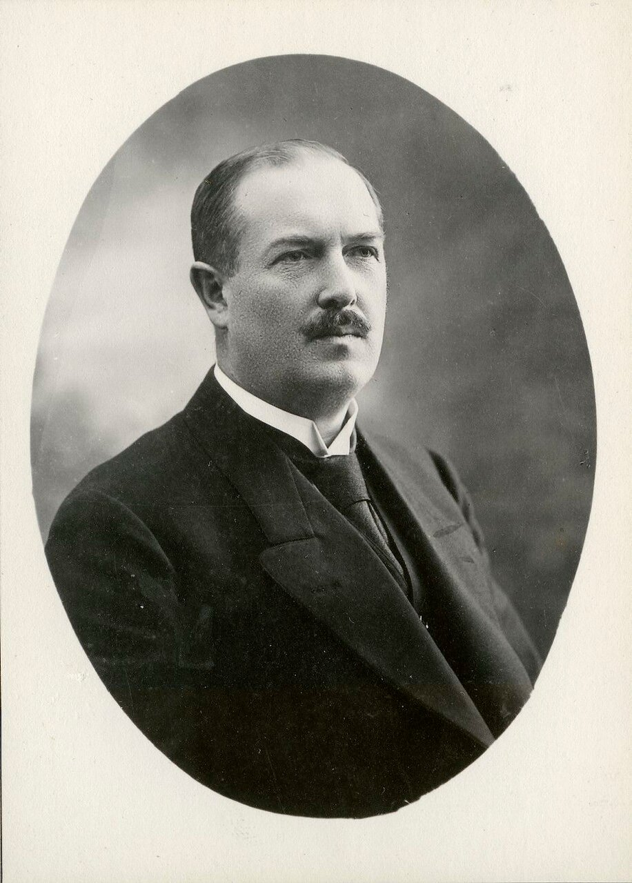 А.Лесснер, последний директор завода Нобеля в Баку