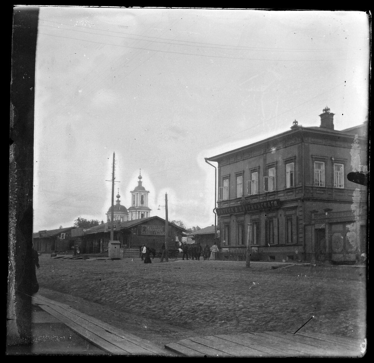 Троицкая единоверческая церковь на Сенном рынке