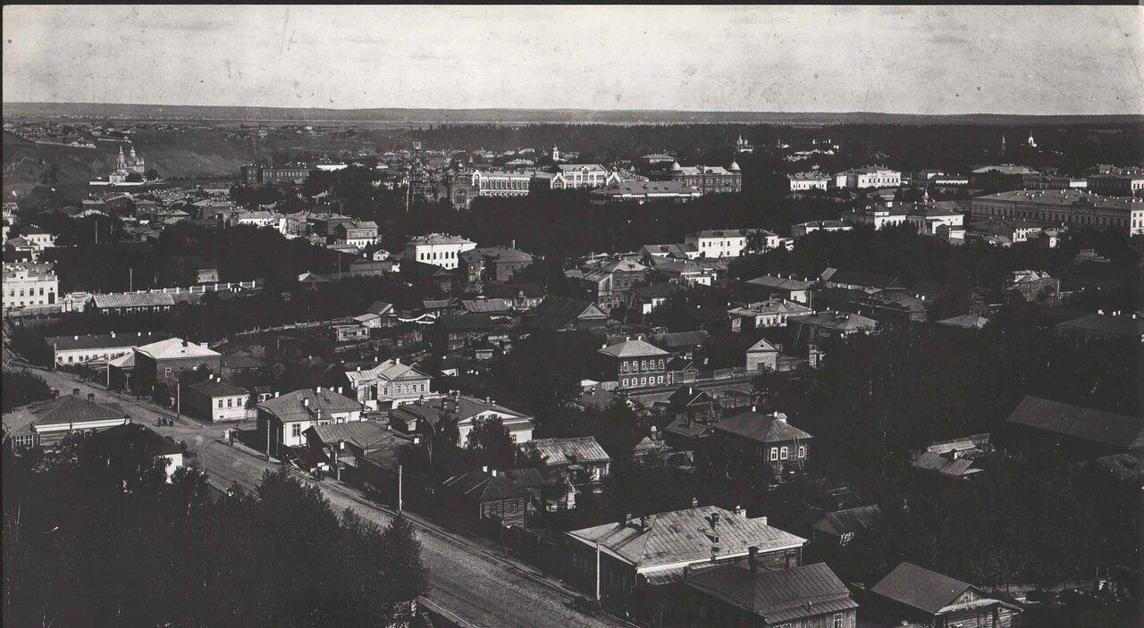 Вид с кафедрального собора