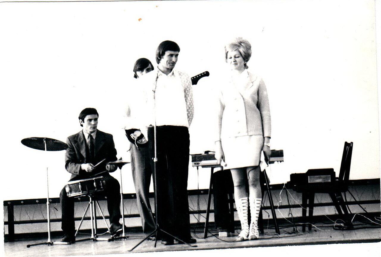 Музыкальный коллектив при заводе