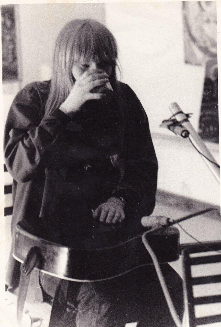1989. Янка. На концерте в Ангарском ТОМе