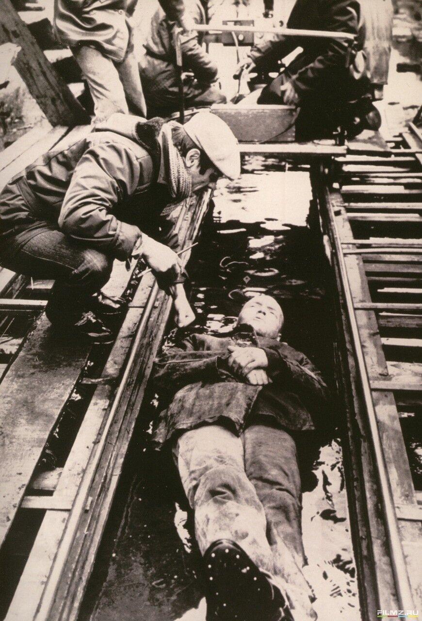1979. Александр Кайдановский и Андрей Тарковский