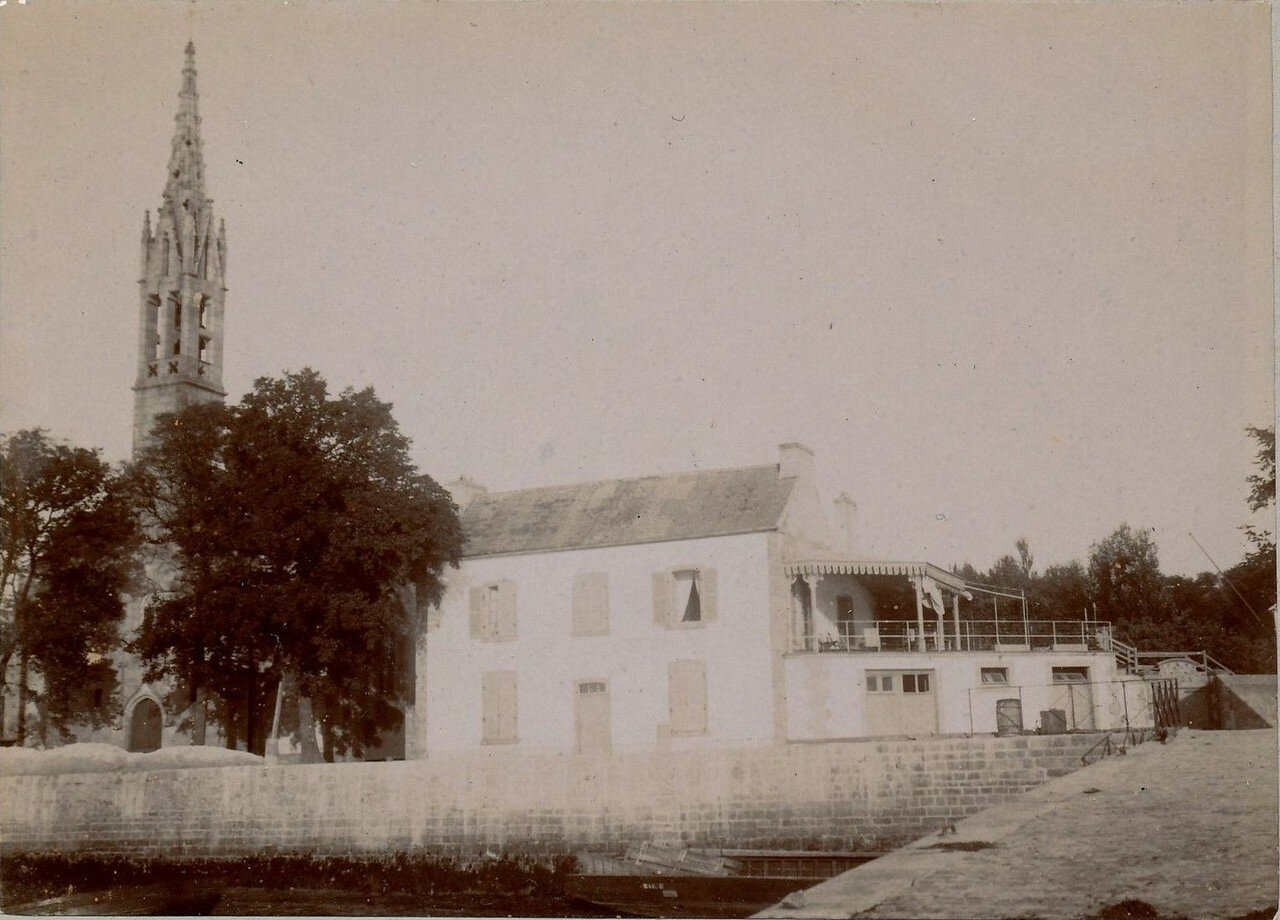 1900. Беноде. Церковь
