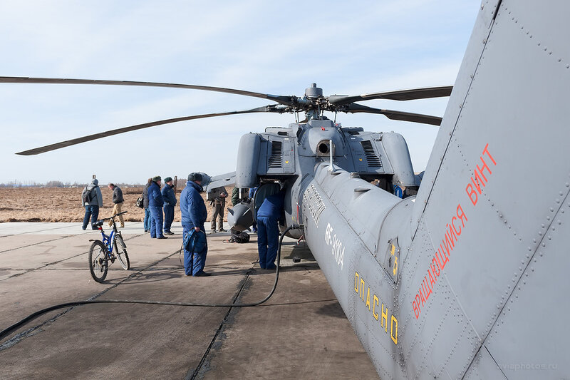Миль Ми-28Н (RF-91104 / 50 жёлтый) D708145