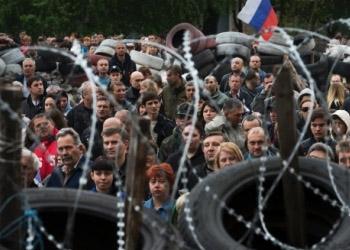 Украинский кризис: кто моргнет первым, Владимир Путин или Запад?
