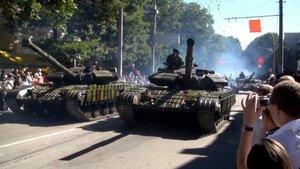 Кишинев осудил проведение военного парада в Тирасполе