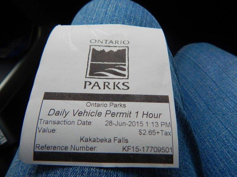 Kakabeka Falls.Canada.