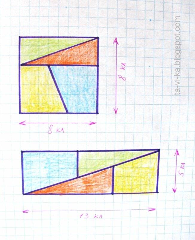 Математические развлечения для детей