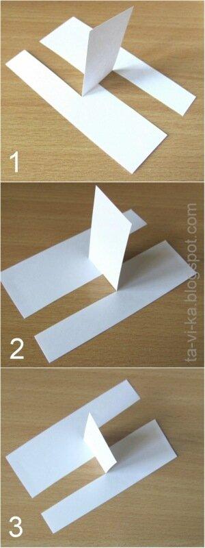 забавные опыты для детей с бумагой