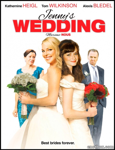 Свадьба Дженни / Jenny's Wedding (2015/WEB-DL/WEB-DLRip)