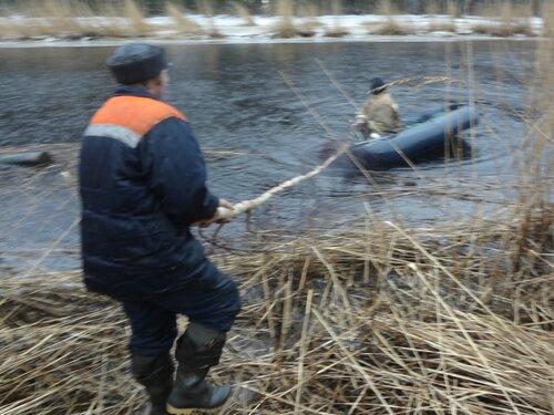 рыбаки кингисеппского района