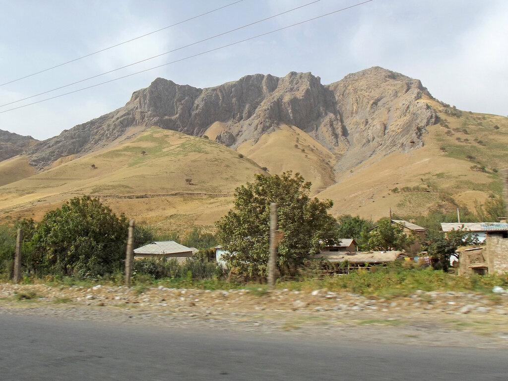 Самарканд - Шахрисабз