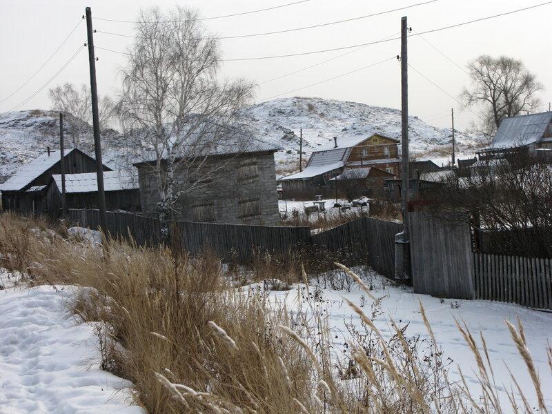 """""""Новый"""" шлюз на Нейво-Рудянском пруду. Зима."""