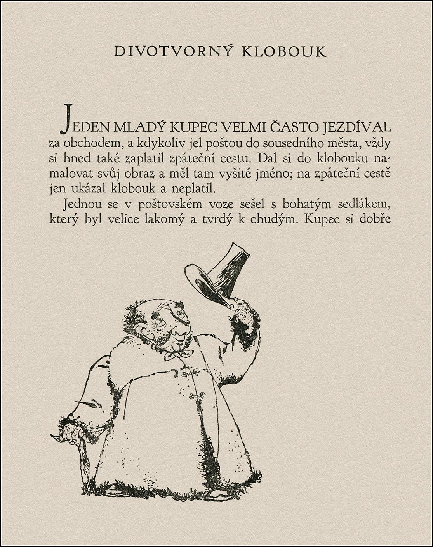 Jiří Trnka, České pohádky