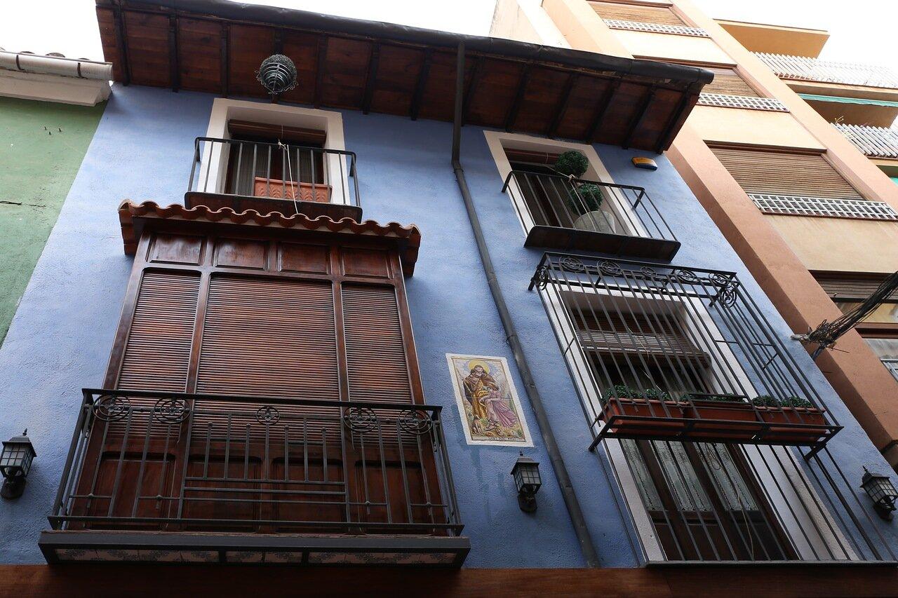 Castellon de La Plana. Old town. Castellón de la Plana. Old Town