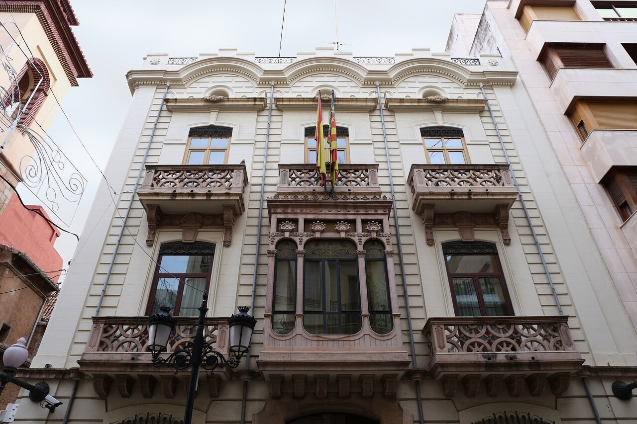 Castellon de La Plana. Modernism