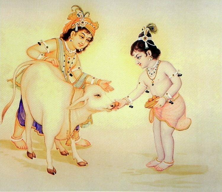 Кришна-Баларама (krishna-balaram)