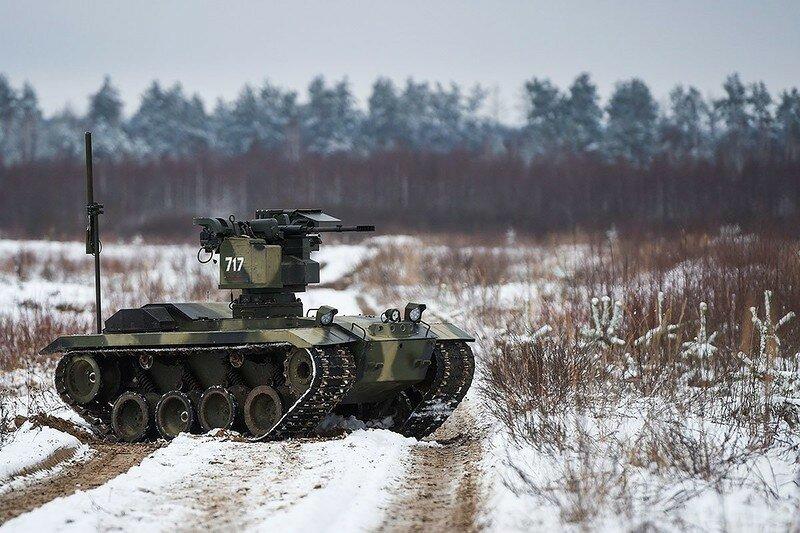 0 17f83b f1ef170c XL - Нерехта - боевой робот Красной Армии