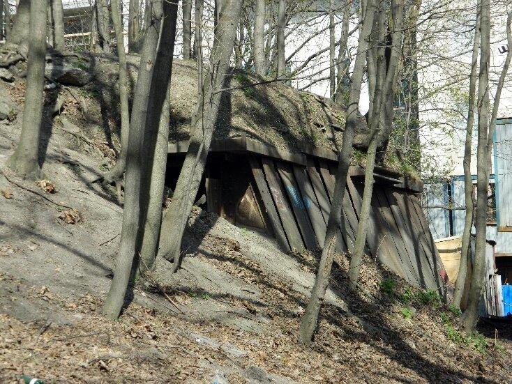 Бункер Трибуца