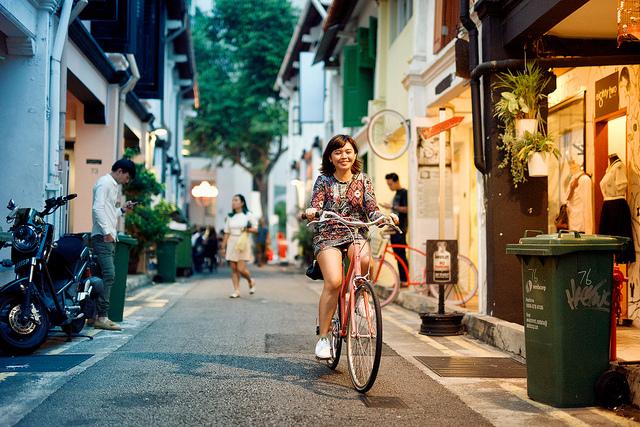 Яркая и пряная Азия в работах уличного фотографа Джона Сигела / John Siegel