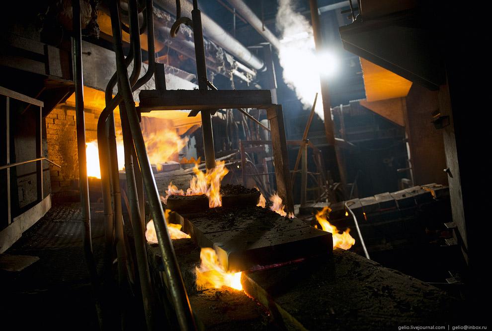 42. После завершения масштабной реконструкции степень утилизации отходящих газов, включая конвертерн