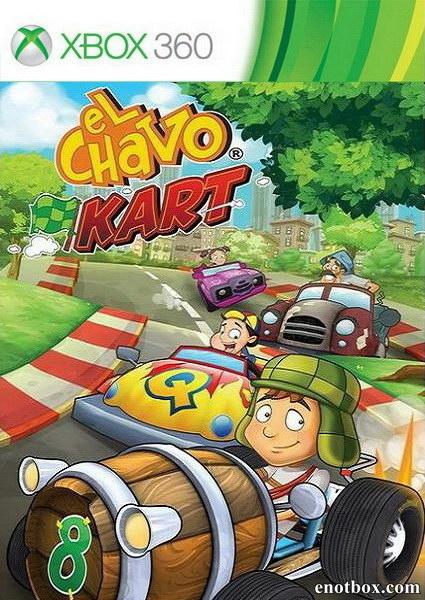 El Chavo Kart (2014/ENG/RF/XBOX360)
