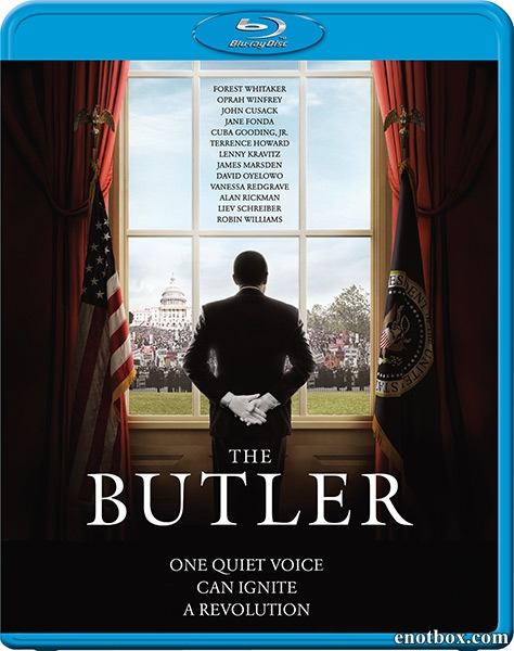 Дворецкий / The Butler (2013/BDRip/HDRip)