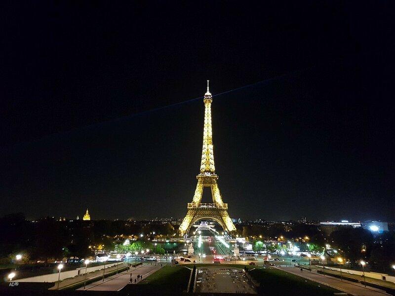 Париж - День первый
