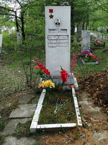 Градское кладбище