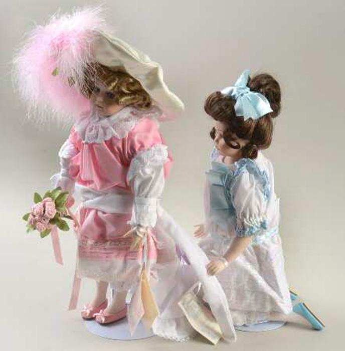 Ещё куколки, связанные с творчеством Мод Хамфри Богарт