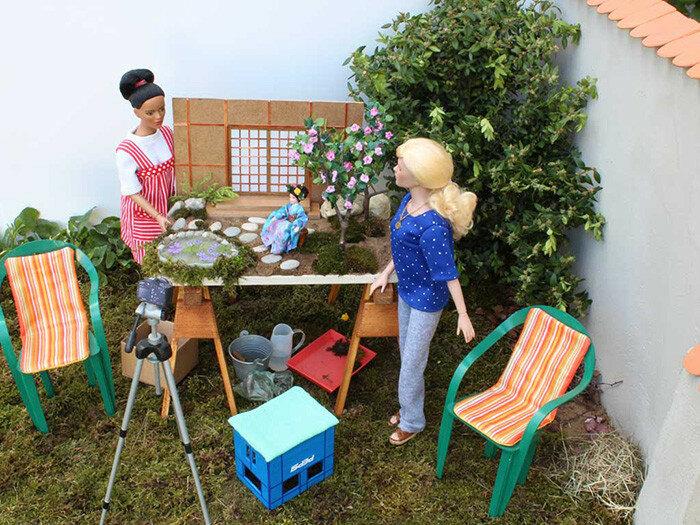 Кукольная фоторассказка о том, как снимается кукольная фоторассказка