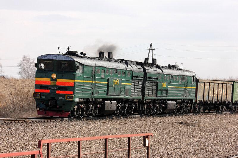 2ТЭ10М-0714