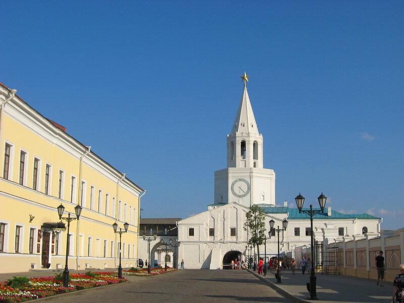 В Казани