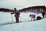 1942.04.14 Лиз следует горнолыжный LIF...... (sa-kuva.fi)