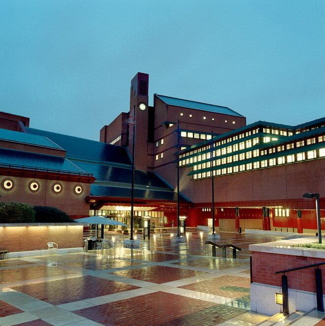 Национальная библиотека Великобритании