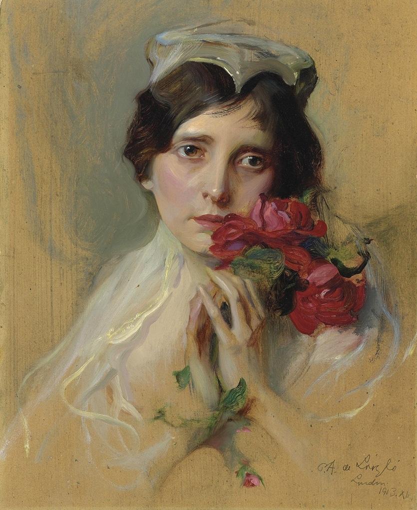 1913_Портрет дамы Частное собрание.jpg