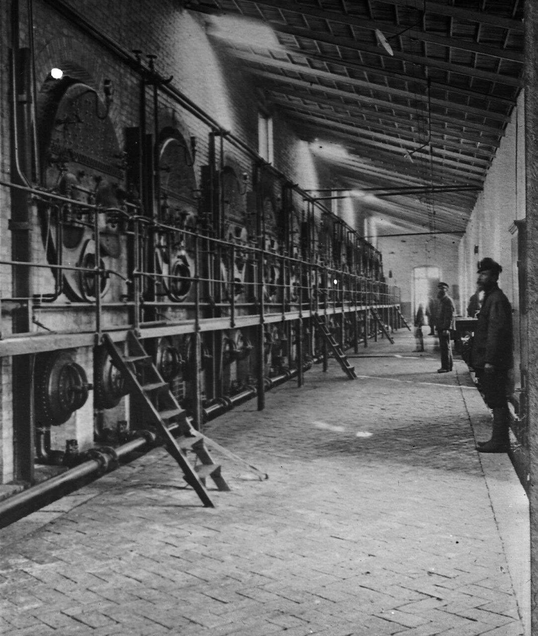 Фабричные рабочие