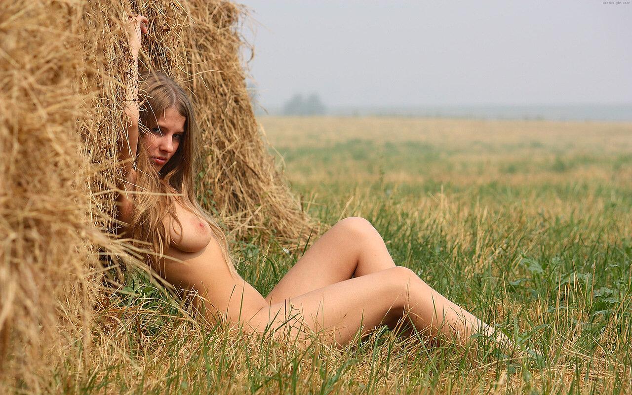 Секс с деревенскими красавицами